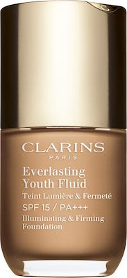 Clarins Everlasting Youth Fluid Foundation SPF15 N° 118,5 30 ml