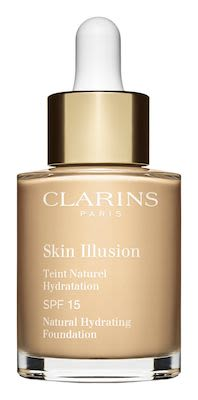 Clarins Skin Illusion Skin Foundation SPF15 N° 101 30 ml