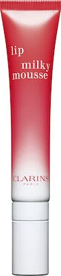 Clarins Lip Milky Mousse Liquid Lipstick N° 1 Milky Strawberry 7 ml