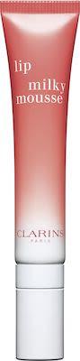 Clarins Lip Milky Mousse Liquid Lipstick N° 2 Milky Peach 7 ml