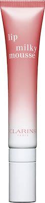 Clarins Lip Milky Mousse Liquid Lipstick N° 3 Milky Pink 7 ml