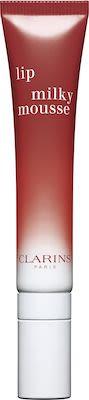 Clarins Lip Milky Mousse Liquid Lipstick N° 4 Milky Tea Rose 7 ml