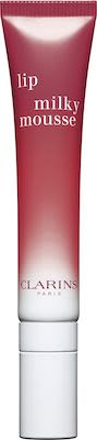 Clarins Lip Milky Mousse Liquid Lipstick N° 5 Milky Rosewood 7 ml