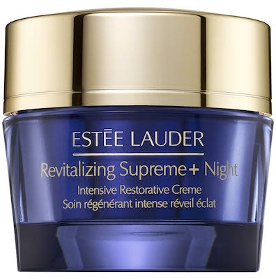 Estee Lauder Revitalizing Supreme Plus Night Intensive Restorative Cream Moisturizer 50 ml