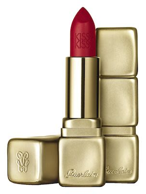 Guerlain Kisskiss Matte No. 331 Chilli Red 4,3 g