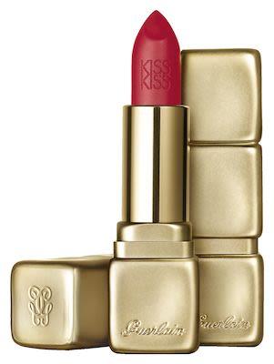 Guerlain Kisskiss Matte Lipstick N° M332 Fire Red 3,5 g