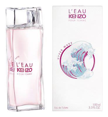 Kenzo L'Eau Kenzo pour Femme Hyper Wave EdT 100 ml
