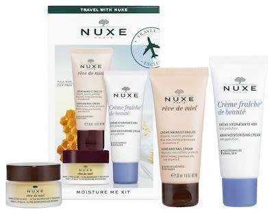 Nuxe Travel Moisture Me Kit