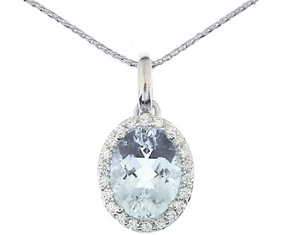 Lucia d'Oro Ladies' Necklace Pendant