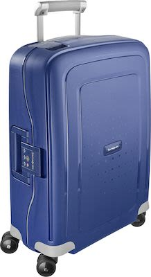 Samsonite S'Cure Cabin Spinner 55, dark blue