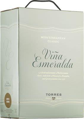 Torres Vina Esmeralda BIB 300 cl. - Alc. 11,5% Vol.