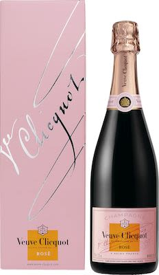 Veuve Clicquot, Brut, Rosé 75 cl. - Alc. 12,5% Vol.In gift box.