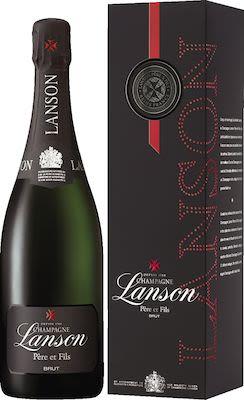 Lanson Père & Fils Brut 75 cl. - Alc. 12,5% Vol.In gift box.