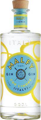 Malfy Gin con Limone 100 cl. - Alc. 41% Vol.