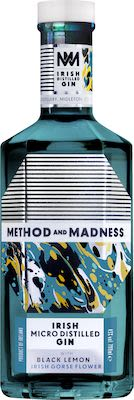 Method and Madness Gin 70 cl. - Alc. 43% Vol.