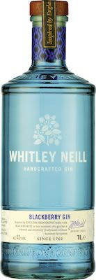 Whitley Neill Blackberry Gin 100 cl. - Alc. 43% Vol.
