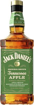 Jack Daniels Tennessee Apple 100 cl. - Alc. 35% Vol.