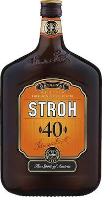 Stroh Original 100 cl. - Alc. 40% Vol.