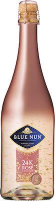 Blue Nun, Gold Edition Rosé,dry 75 cl. - Alc. 11% Vol.