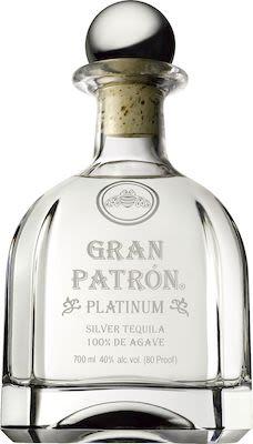 Patrón Gran Platinum 70 cl. - Alc. 40% Vol.