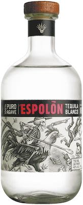 Espolon Blanco 100 cl. - Alc. 40% Vol.