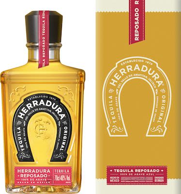 Herradura Reposado 70 cl. - Alc. 40% Vol.In gift box.