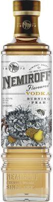 Nemiroff Burning Pear De Luxe 50 cl. - Alc. 40% Vol.
