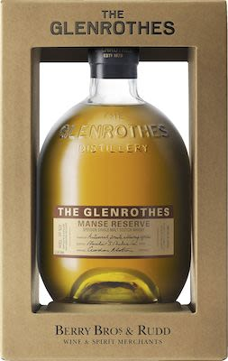 The Glenrothes Manse Reserve 70cl. - Alc. 43% Vol.
