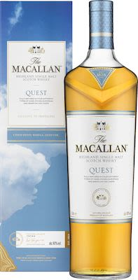 The Macallan Quest 70 cl. - Alc. 40% Vol.In gift box.