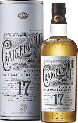 Craigellachie 17 YO 70 cl. - Alc. 46% Vol.In gift box.