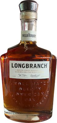 Wild Turkey Longbranch 100 cl. - Alc. 43% Vol.