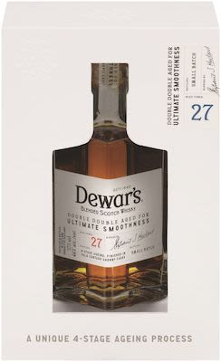 Dewar's Double Double, 27 yo 50 cl. - Alc. 46% Vol.