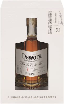 Dewar's Double Double, 21 yo 50 cl. - Alc. 46% Vol.
