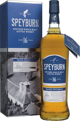 Speyburn, Speyside 16y, 100 cl. - Alc. 43% Vol.In gift box.