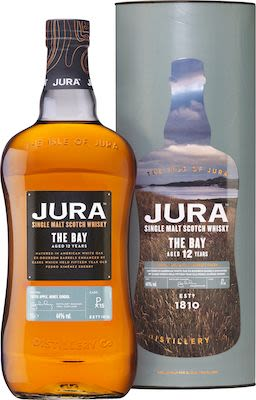 Jura The Bay 12 Year Old, 100 cl. - Alc. 44% Vol.In gift box.