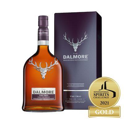 The Dalmore Trio Highland 100 cl. - Alc. 40% Vol.In gift box.