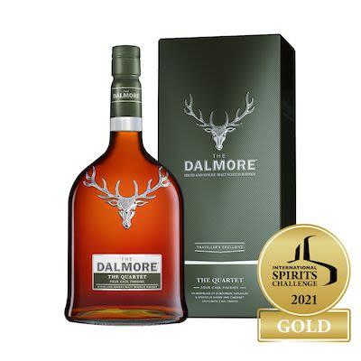 The Dalmore Quartet Highland 100 cl. - Alc. 41,5% Vol.In gift box.