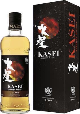 Mars Kasei, Japanese Blended Whisky 70 cl. - Alc. 40% Vol.In gift box.