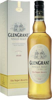 Glen Grant Major Reserve 100 cl. - Alc. 40% Vol.