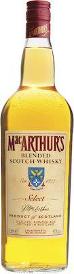 MacArthur's Select Scotch Whisky 100 cl. - Alc. 40% Vol.