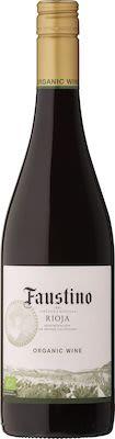 Faustino, Faustino Organic, Tempranillo, Rioja, DOCa 75 cl. - Alc. 14% Vol.