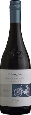 Cono Sur, Bicicleta, Syrah, Central Valley, DO 75 cl. - Alc. 13,5% Vol.