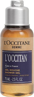 L'Occitane en Provence Men's Care Shower Gel 75 ml