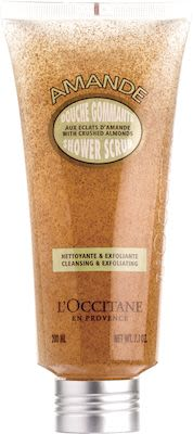 L'Occitane en Provence Almond Shower Scrub 200 ml
