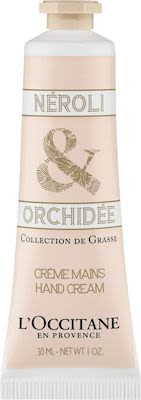 L'Occitane en Provence Collection de Grasse Neroli Orchid Hand Cream 30 ml