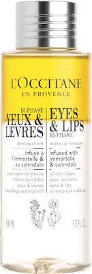L'Occitane en Provence Infusions Bi-phasic Eye Make-up Remover 100 ml
