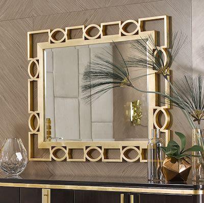 Deluxe mirror