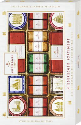 Niederegger Marzipan Assortment 400g