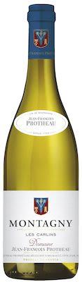 2017 Domaine Jean François Protheau AOP Montagny Blanc Les Carlins 75 cl. - Alc. 13,5% Vol.