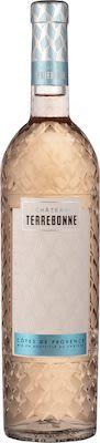 Château Terrebonne AOP Côtes de Provence Rosé 75 cl. - Alc. 13% Vol.